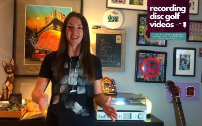 Tips & Tricks For Recording Disc Golf Videos